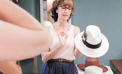 Hat Making Class