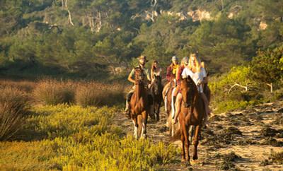 Horseback Riding, Mallorca